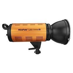 Đèn Chụp Ảnh Ngoại Cảnh CRI 95+ NiceFoto LED-2000A (3200K / 6500K)