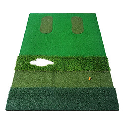 Thảm Tập Swing Golf - PGM Multi-Functional Golf Mat - DJD010
