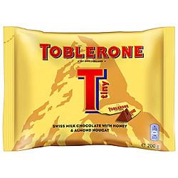 Socola Sữa Toblerone Mật Ong & Hạnh Nhân - Thụy Sĩ (200g)
