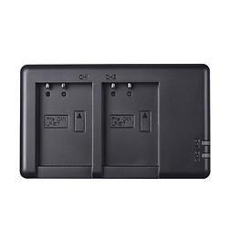 Bộ Sạc Pin Máy Ảnh LP-E17 2 USB Cho Canon 750D 760D Rebel T6i T6s EOS M3/M5/M6/800D/77D
