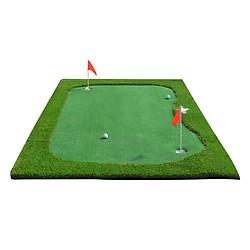Thảm Tập Golf Putting Trainer PGM - KC001 (Mới 2019) (1.6 x 3.2m)