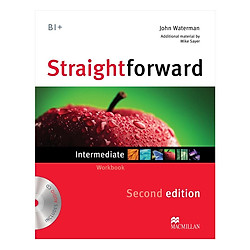 Straightforward Intermediate Level: Workbook Without Key + CD 2E