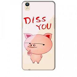 Ốp Lưng Oppo F1 Plus Pig Cute