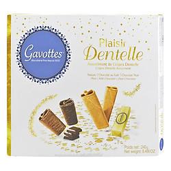 Bánh Gavottes Plaisir Dentelle Hỗn Hợp (240g)