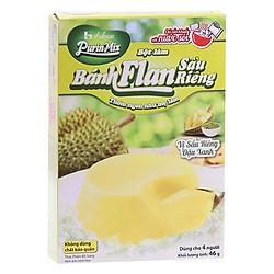 Bột Làm Bánh Flan Sầu Riêng - Purinmix Vị Sầu Riêng Đậu Xanh (46g)