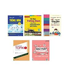 Bộ Sách Học Tiếng Hàn Cho Người Mới Bắt Đấu : Tự Học Tiếng Hàn Cho Người Mới Bắt Đấu , Lu