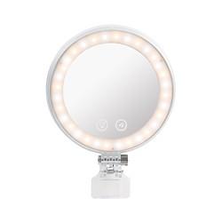 Gương Đèn LED Mini Điều Chỉnh Nhiệt Độ Màu YONGNUO YN-08 Cho Iphone X/8/7/7 Plus/6 Plus/6/6S Samsung Huawei Xiaomi (3200K/5500K)