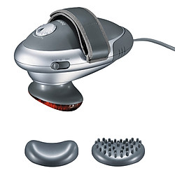 Máy Massage Cầm Tay Đèn Hồng Ngoại Beurer MG70