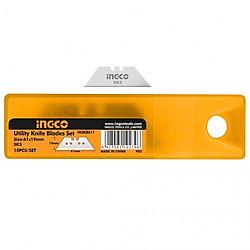 Bộ 10 dao tiện dụng Ingco HUKB611