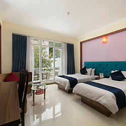 [Combo] Cát Bà 3N2D: Khách sạn Catba Palace Hotel + xe khứ hồi từ Hà Nội
