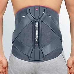 Đai lưng Lumbamed Disc hỗ trợ điều trị thoát vị đĩa đệm đau thắt lưng