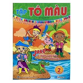 Tô Màu - Jake & Những Cướp Biển Vùng Đất Thần Tiên (Tập 2)