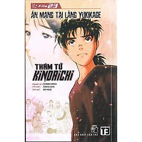 Thám Tử Kindaichi (Tập 23) - Án Mạng Tại Làng Yukikage