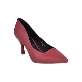 Giày Cao Gót Merlyshoes 0743 - Đỏ