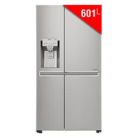 Hình đại diện sản phẩm Tủ Lạnh Side By Side Inverter LG GR-P247JS (601L)