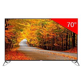 Smart Tivi Sharp 70 inch 8K LC-70XU830X - Hàng Chính Hãng