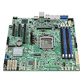 Bo Mạch Chủ Mainboard Server Intel DBS1200SPSR - Hàng Chính Hãng