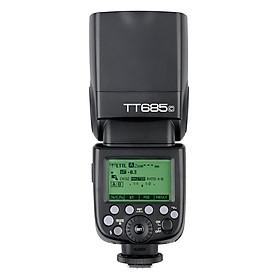 Đèn Flash Godox TT685C Dùng Cho Máy Ảnh Canon - Hàng Nhập Khẩu