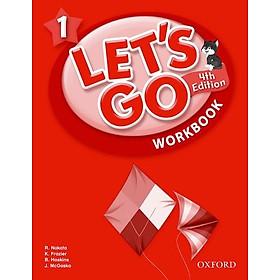 Let's Go 1 - Workbook: Beginning To High Intermediate