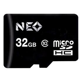 Thẻ Nhớ MicroSDHC NEO 32GB Class 10