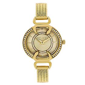 Đồng Hồ Nữ Dây Thép Just Cavalli Luxury R7253534501 (30mm) - Vàng