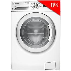 Máy Giặt Cửa Ngang Inverter Electrolux EWF12832S (8kg) - Trắng