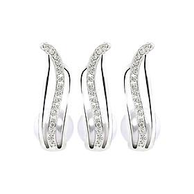 Bộ Trang Sức Bạc Angel Harp Eropi 106070273
