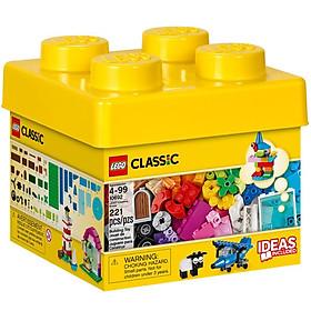 Mô Hình LEGO Classic 10692 Sáng Tạo (221 Mảnh Ghép) - N