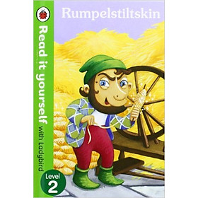 Read It Yourself Rumpelstiltskin (Hardcover)