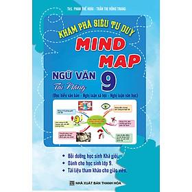 Khám Phá Siêu Tư Duy Mind Map Ngữ Văn Tài Năng 9