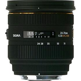 Lens Sigma AF 24-70mm f/2.8 IF EX DG HSM for Canon