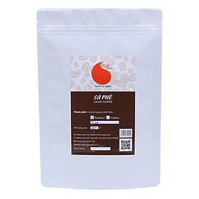 Cà Phê Bột Nguyên Chất 100% Vị Bơ Light Coffee BR01a_250 (250g)