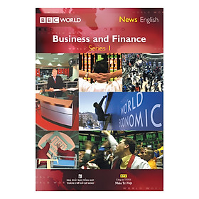 Business And Finance Series 1 (CD + DVD)