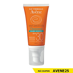 Kem Chống Nắng Cho Da Nhờn, Mụn, Nhạy Cảm Avene Protection Cleanance Sunscreen SPF30 50ml - A1ASS2 - 100715909