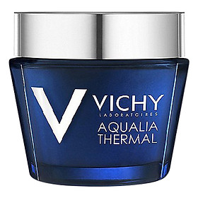 Mặt Nạ Ngủ Cung Cấp Nước Tức Thì - Aqualia Masque Nuit Vichy 75ml - Tặng Xịt Khoáng 50ml - 100813851