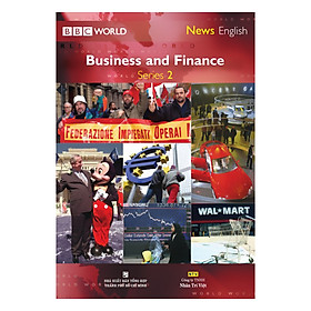 Business And Finance Series 2 (CD + DVD)