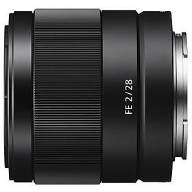 Hình đại diện sản phẩm Lens Sony FE 28mm F2 (Chính Hãng)
