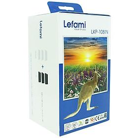 Giấy Và Mực In Ẩnh Nhiệt Lefami LKP108 Cho Máy In Canon SELPHY CP1300, SELPHY CP1200, SELPHY CP1000, SELPHY CP910