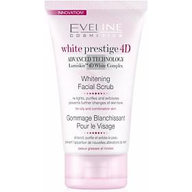 Gel Tẩy Da Chết Trắng Da Eveline White Prestige 4D (150ml) - EVEL4569