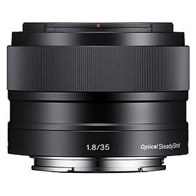 Len Sony SEL 35mm F1.8 OSS
