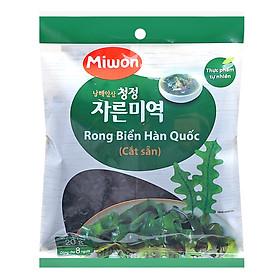 Rong Biển Hàn Quốc Miwon (Cắt Sẵn) 20g