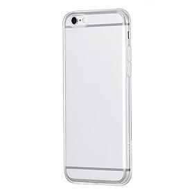 Hình đại diện sản phẩm Ốp Lưng Dẻo Iphone 6 Plus / 6S Plus Hoco HOCOIP6PLUS-CLR - Trong Suốt - Hàng Nhập Khẩu