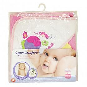 Bộ Khăn Ủ Lucky Baby Màu Hồng 151655B