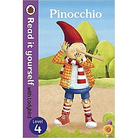 Read It Yourself With Ladybird Pinocchio (Hardcover)