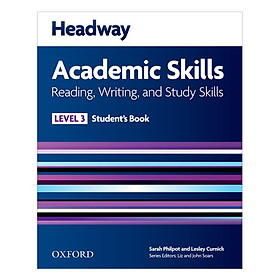 Reading, Writing And Study Skills Student Book With Oxford Online Skills Level 3