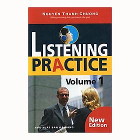 Hình đại diện sản phẩm Listening Practice - Volume 1 (Kèm CD)
