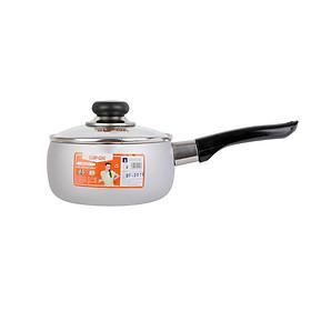 Nồi Sữa Hợp Kim Nhôm Oxy Hóa Mềm Supor 14cm (1.1L) - PS14
