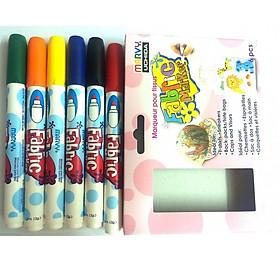Bút Vẽ Trên Vải Marvy - 560-6A (Hộp 6 Cây)