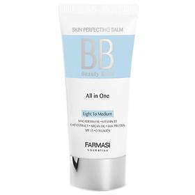 Kem BB Trang Điểm 7 Trong 1  BB Cream 7 IN 1 Color Control Farmasi 1800BB (50ml)