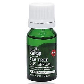 Serum Trị Mụn Và Dưỡng Da Tea Tree Series Sos Serum Farmasi 1824BAS (10ml)